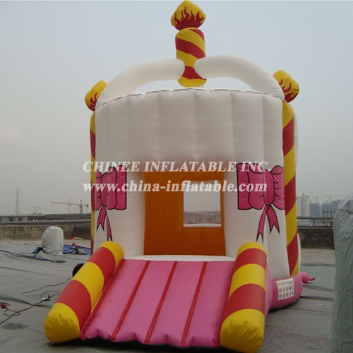 T2-2551 Inflatable Bouncers