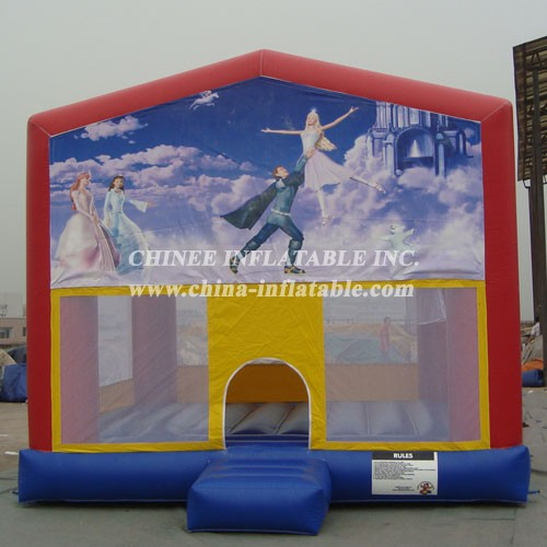 T2-2619 Inflatable Bouncers