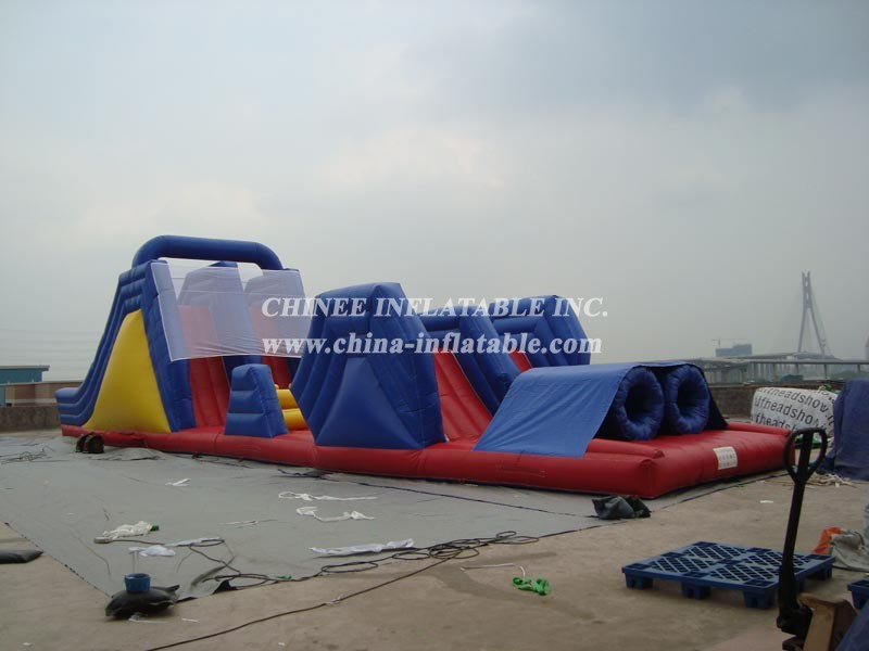 T2-29 Inflatable Obstacles Cources