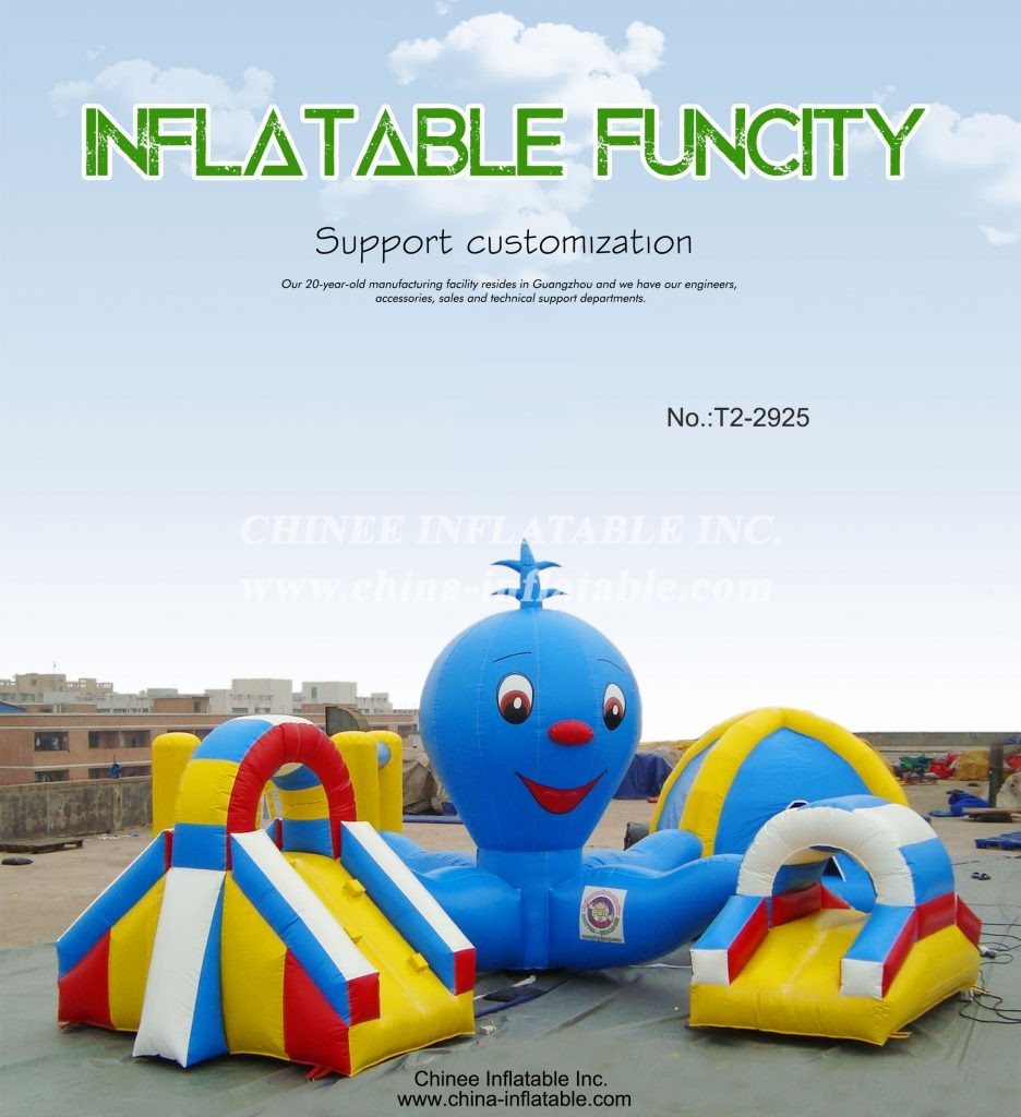 T2-2925A - Chinee Inflatable Inc.
