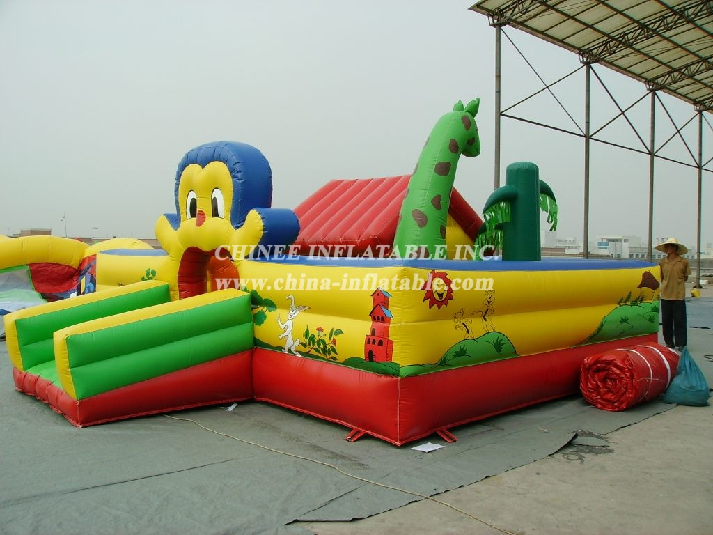 T2-2933 Inflatable Bouncer