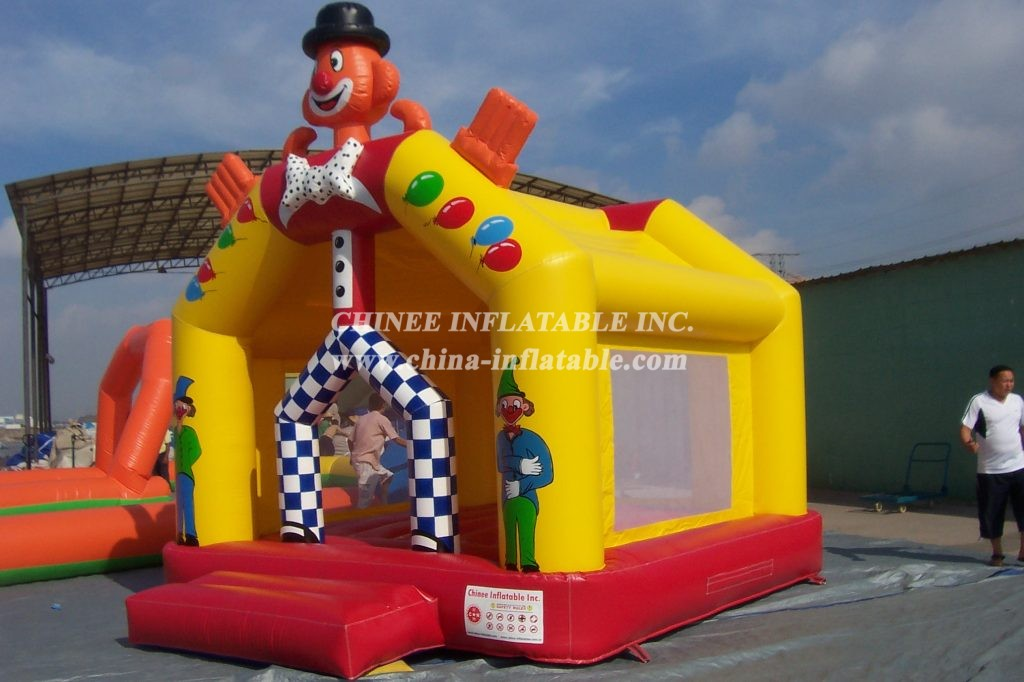 T2-2939 Inflatable Bouncers