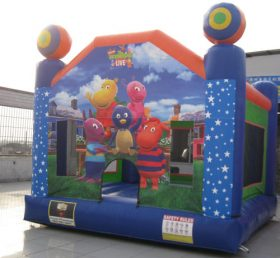 T2-2976 Inflatable Bouncers