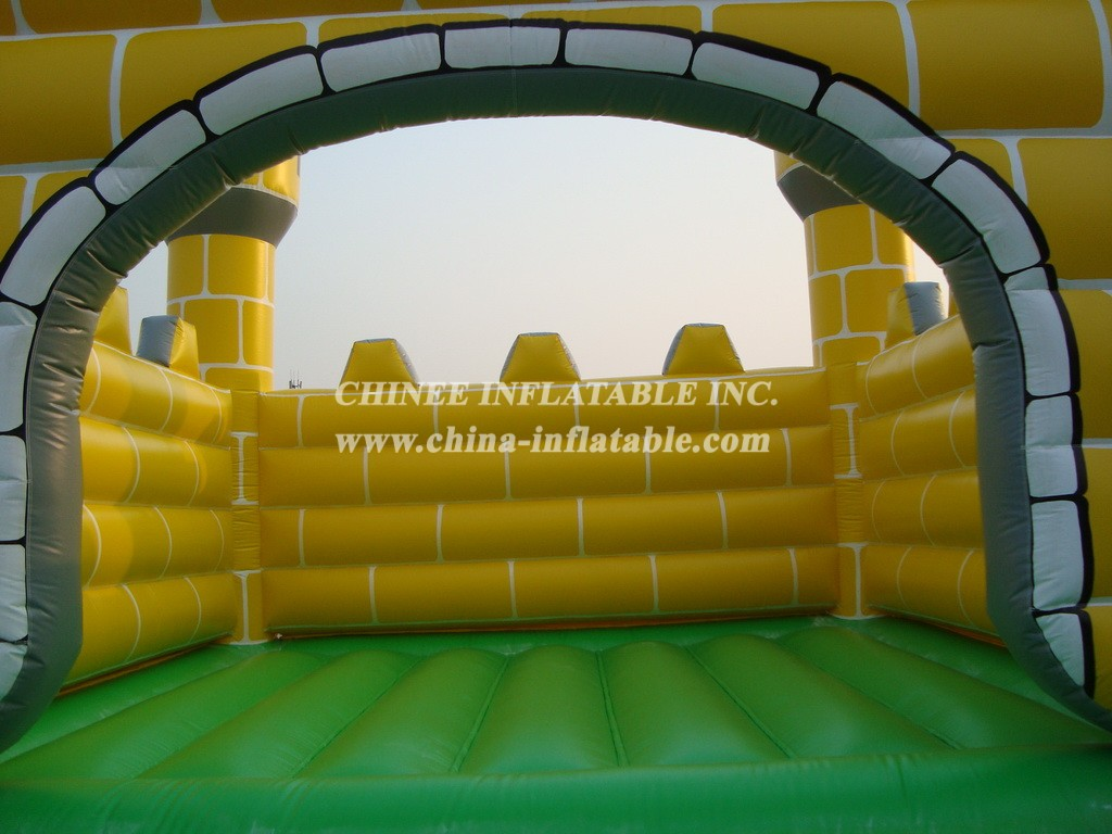 T2-311 inflatable bouncer