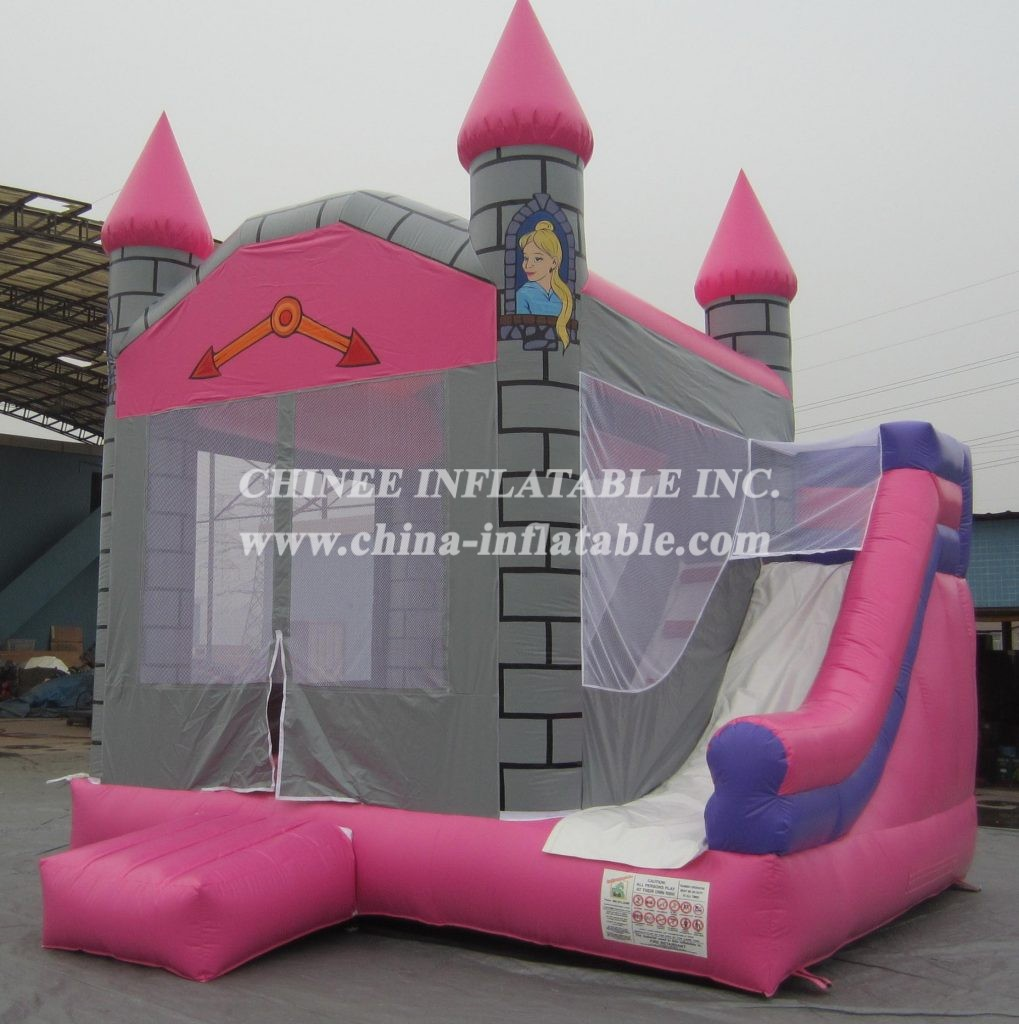 T2-324 inflatable bouncer