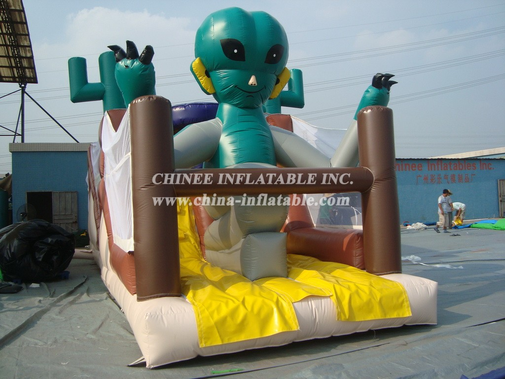 T2-327 inflatable bouncer