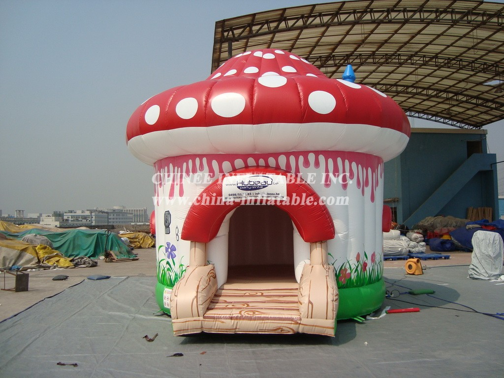 T2-332  inflatable Bouncers