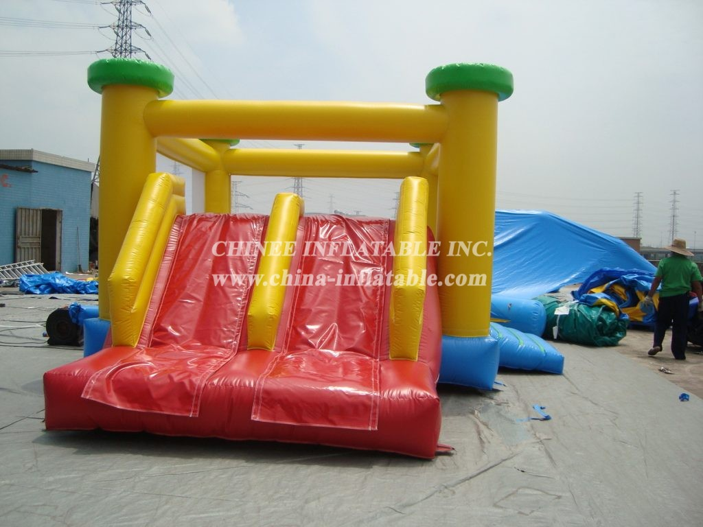 T2-356 Inflatable Bouncers