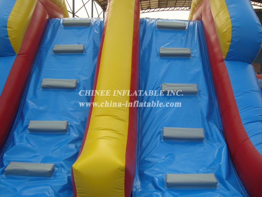 T2-359 inflatable bouncer