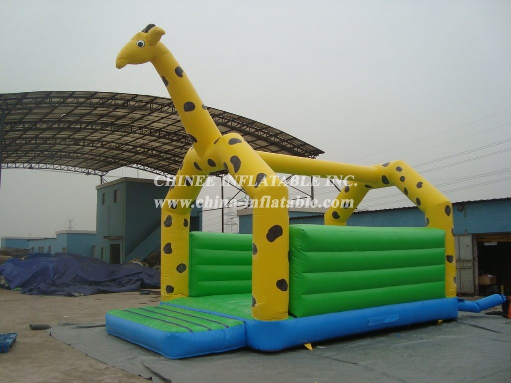 T2-365 Inflatable Bouncers