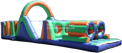 T2-37 Inflatable Obstacles Courses