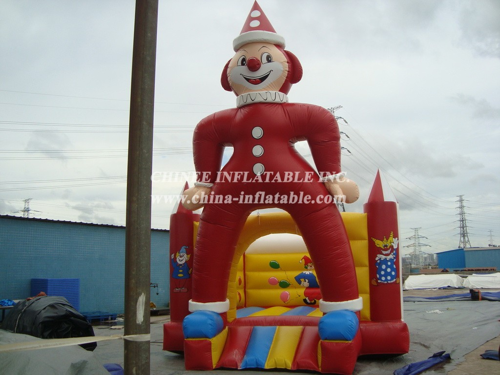 T2-379 inflatable bouncer
