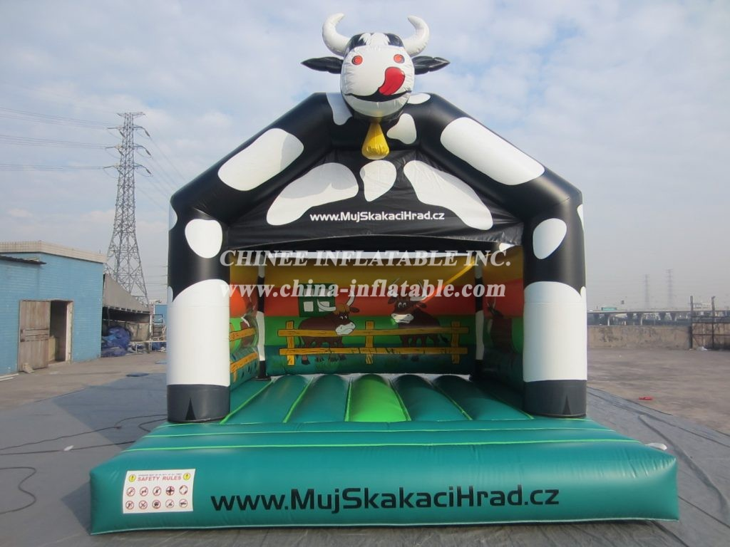 T2-2934Inflatable Bouncer