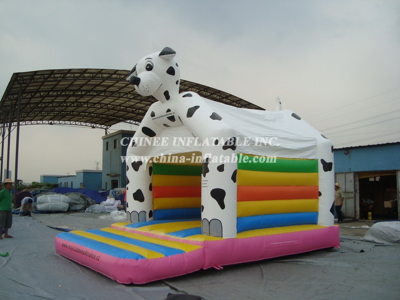 T2-2534 Inflatable Bouncers