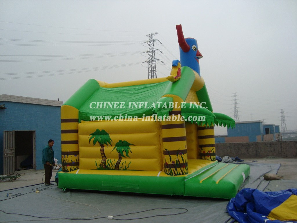 T2-2548 Inflatable Bouncers