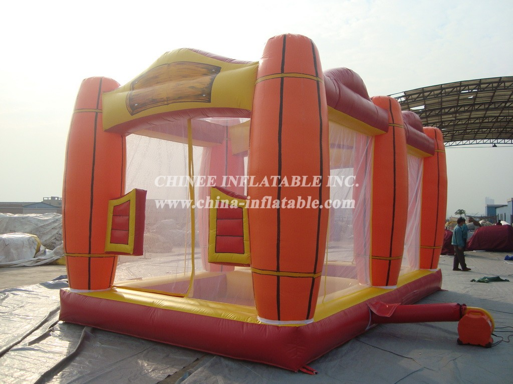 T2-2198 Inflatable Bouncer