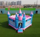 T2-453 inflatable princess castle  party Bounce House
