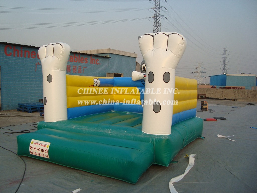 T2-455 inflatable bouncer