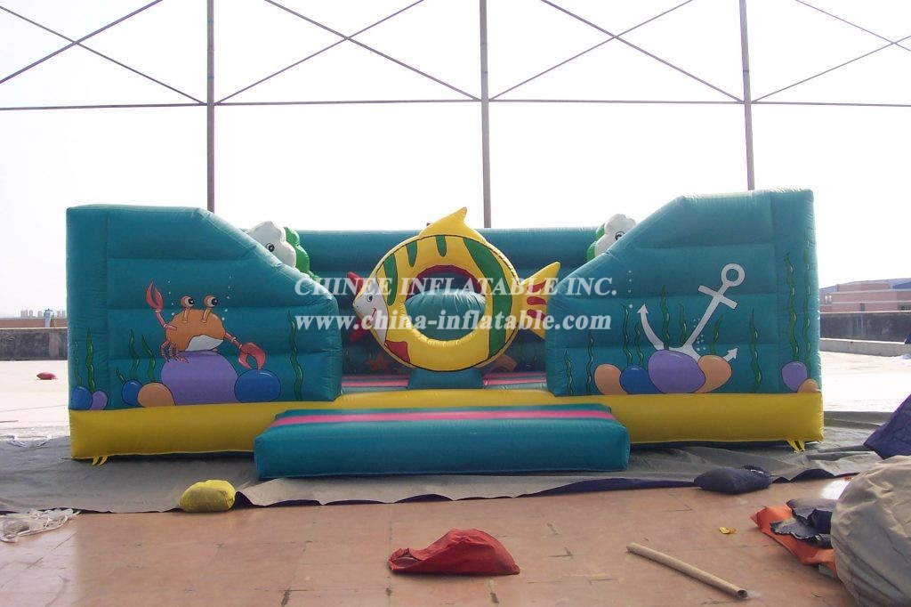 T2-457 inflatable bouncer