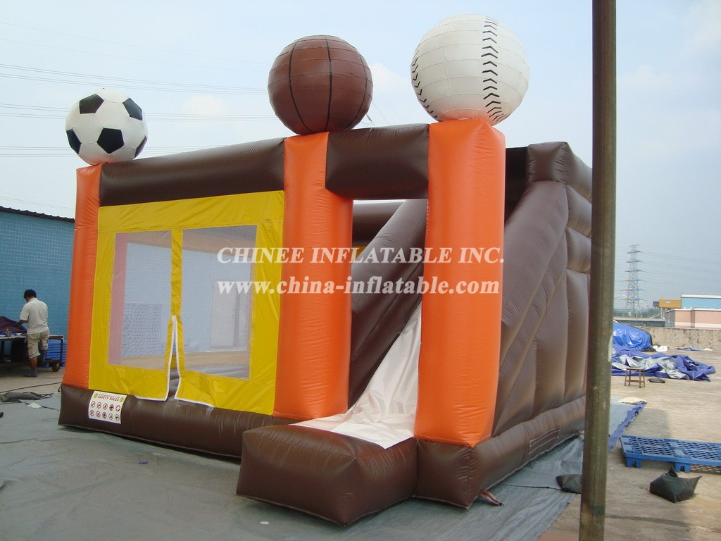 T2-2563 Inflatable Bouncers