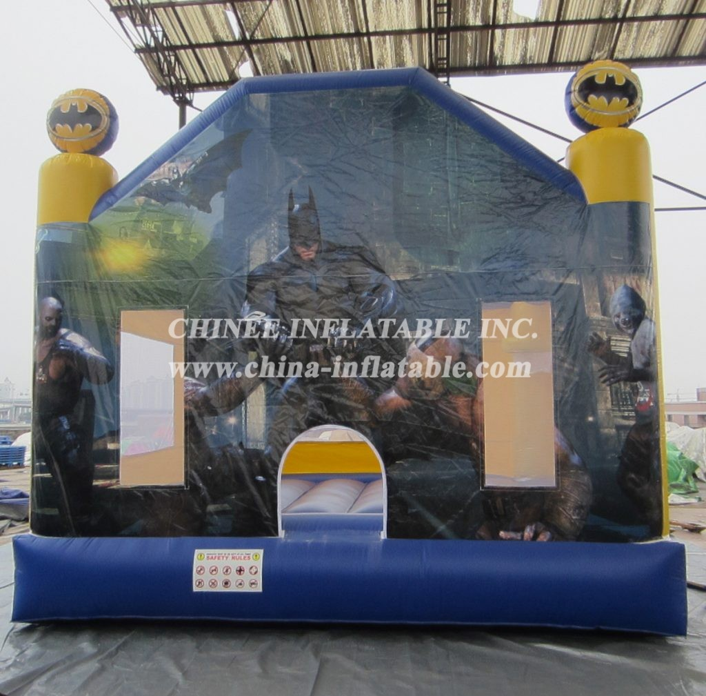 T2-493 inflatable bouncer