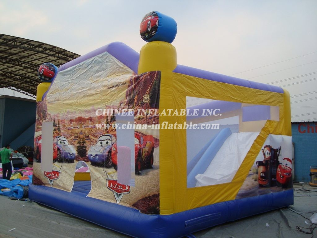 T2-494 inflatable bouncer