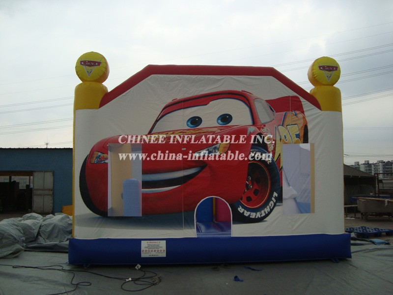T2-497 inflatable bouncer