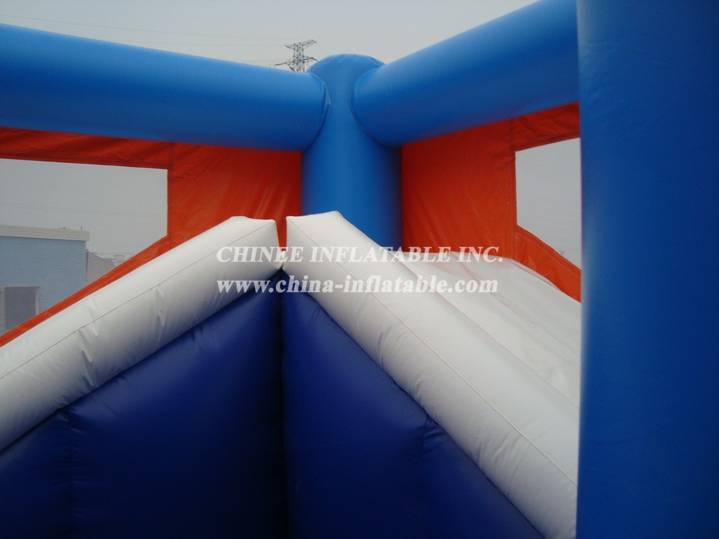 T2-525 inflatable bouncer