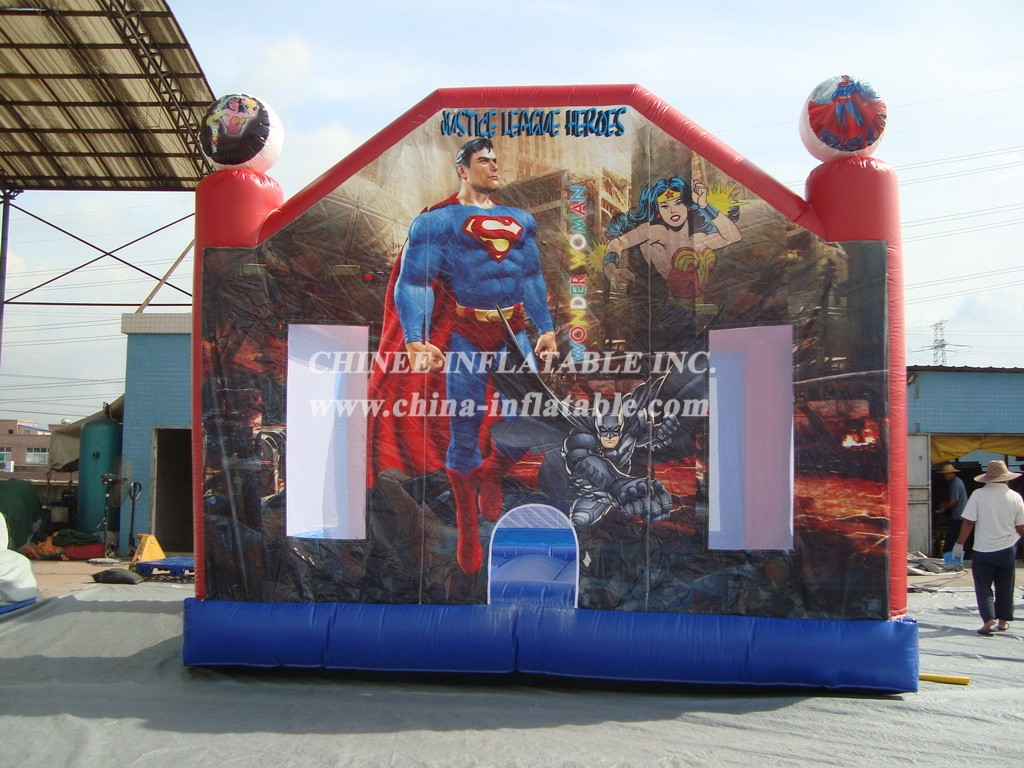 T2-534 inflatable bouncer