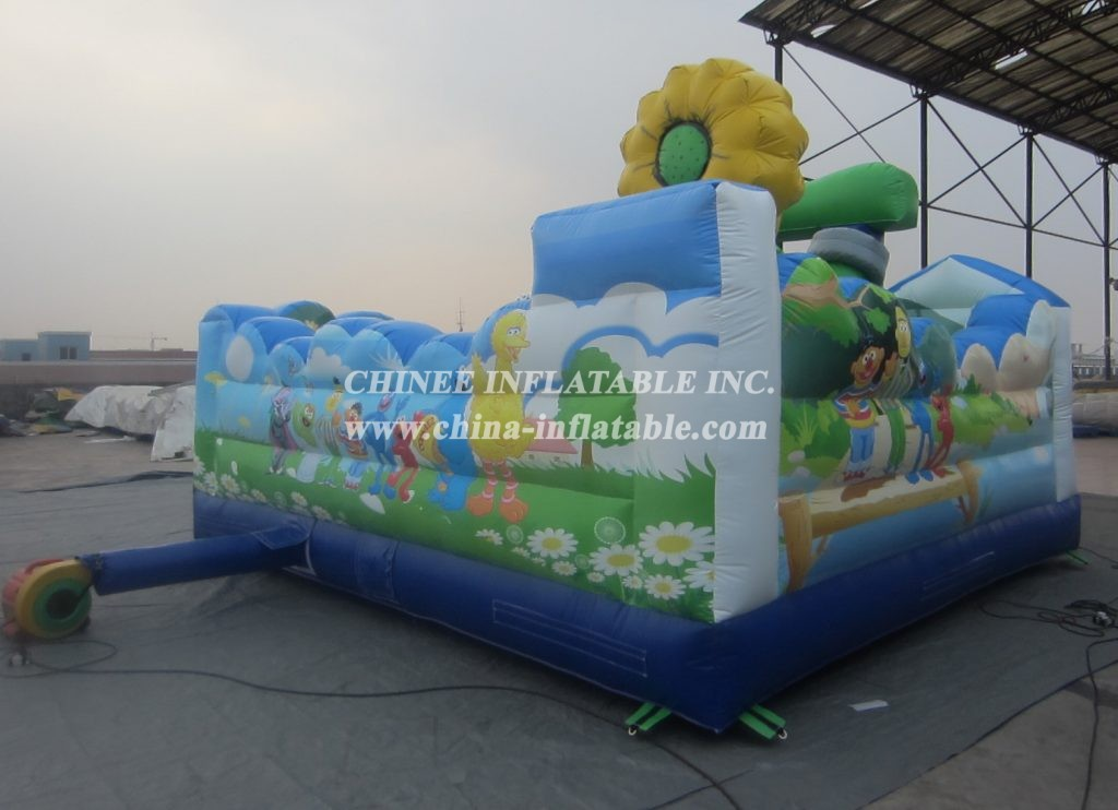 T2-2578 Inflatable Bouncers