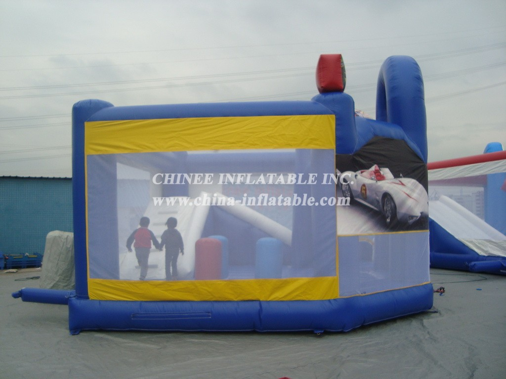 T2-544 inflatable bouncer
