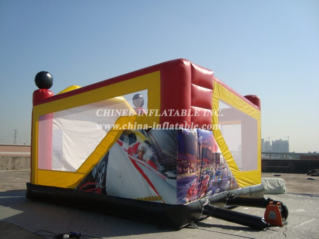 T2-545 inflatable bouncer