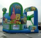 T2-548 inflatable bouncer