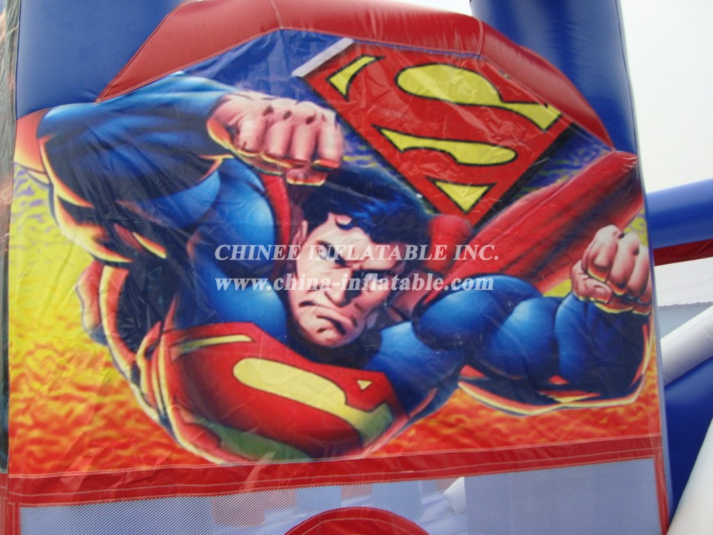 T2-553 inflatable bouncer