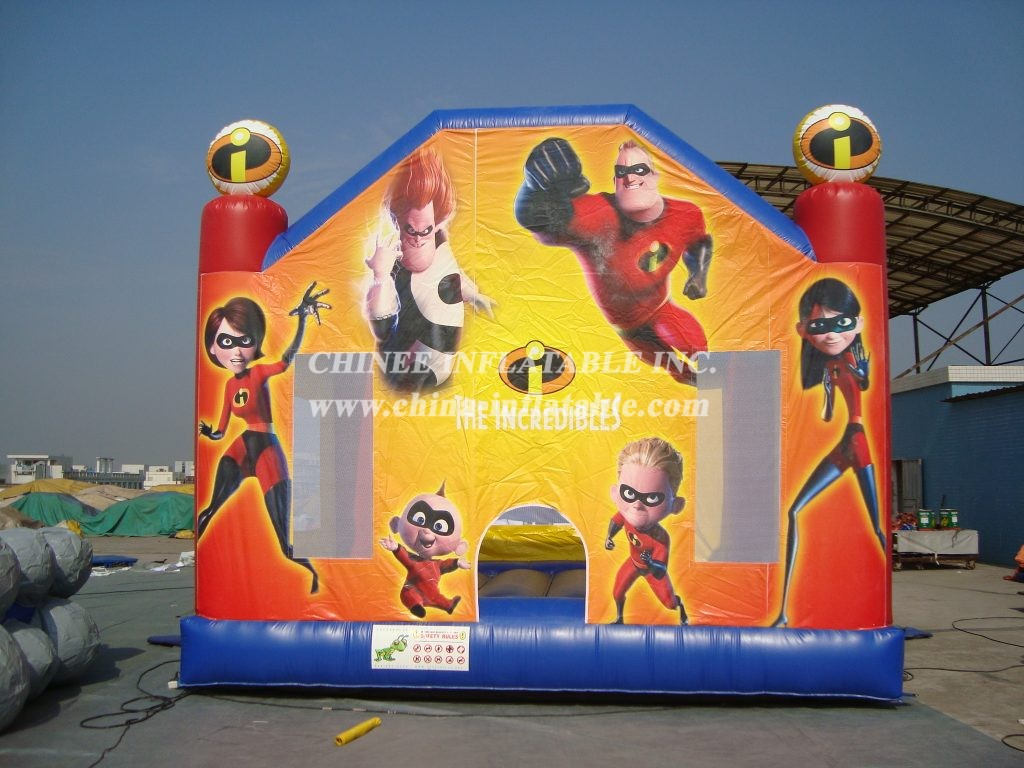 T2-555  Inflatable Bouncers