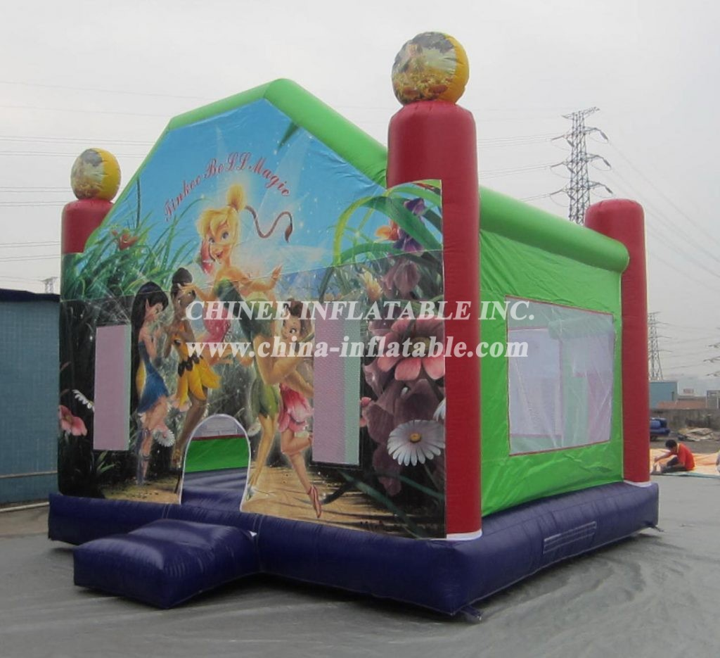 T2-556 Inflatable Bouncers