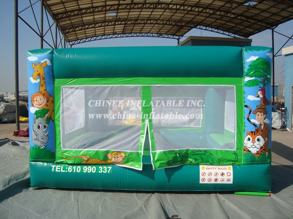 T2-565 inflatable bouncer