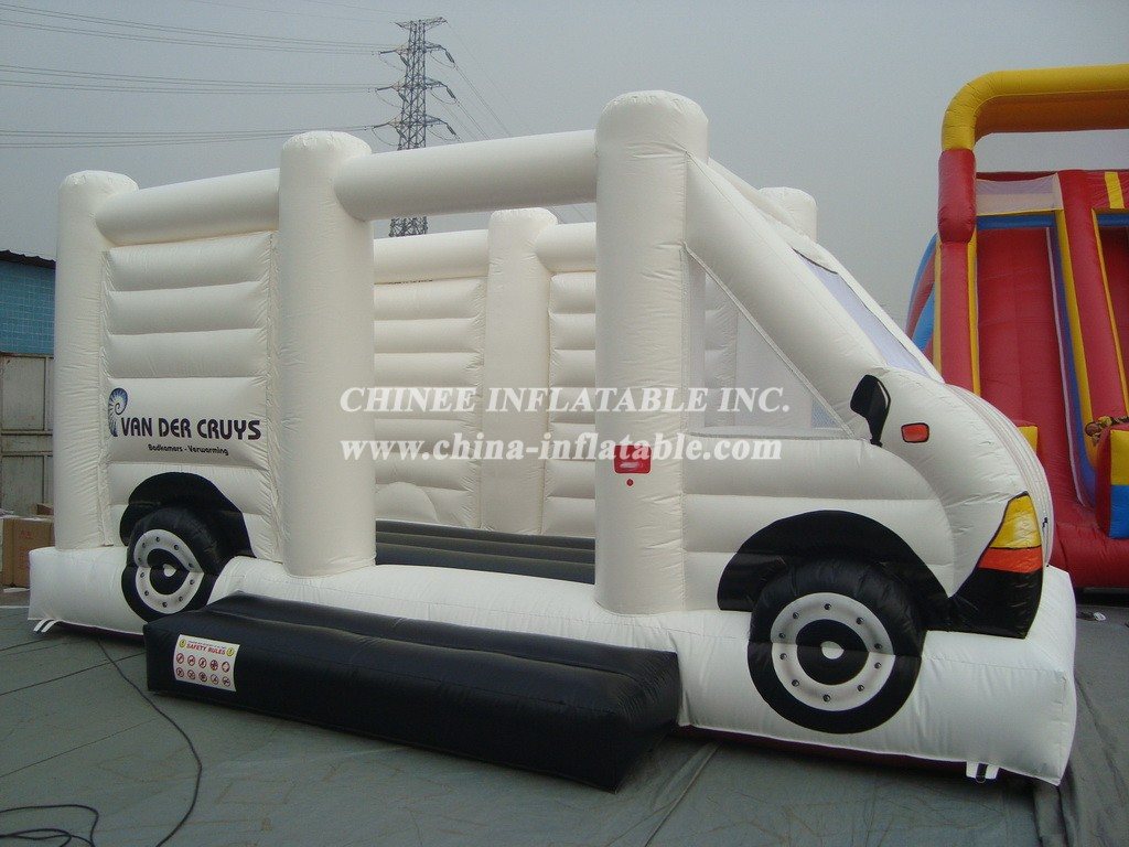 T2-2602 Inflatable Bouncers