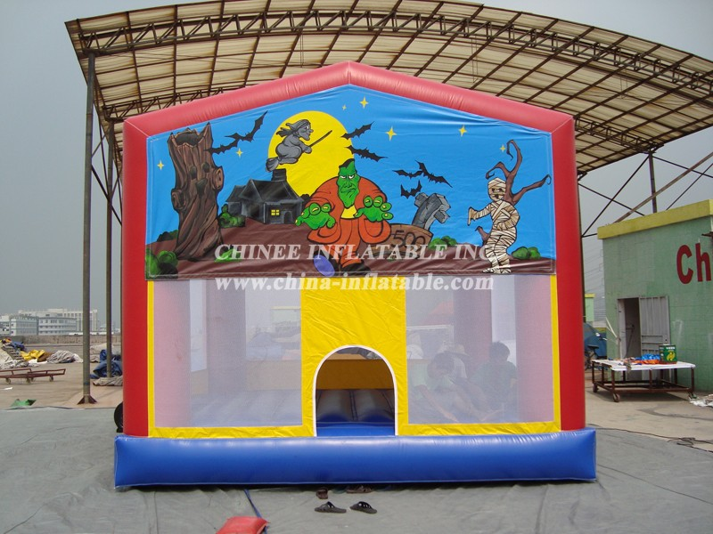 T2-596 inflatable bouncer