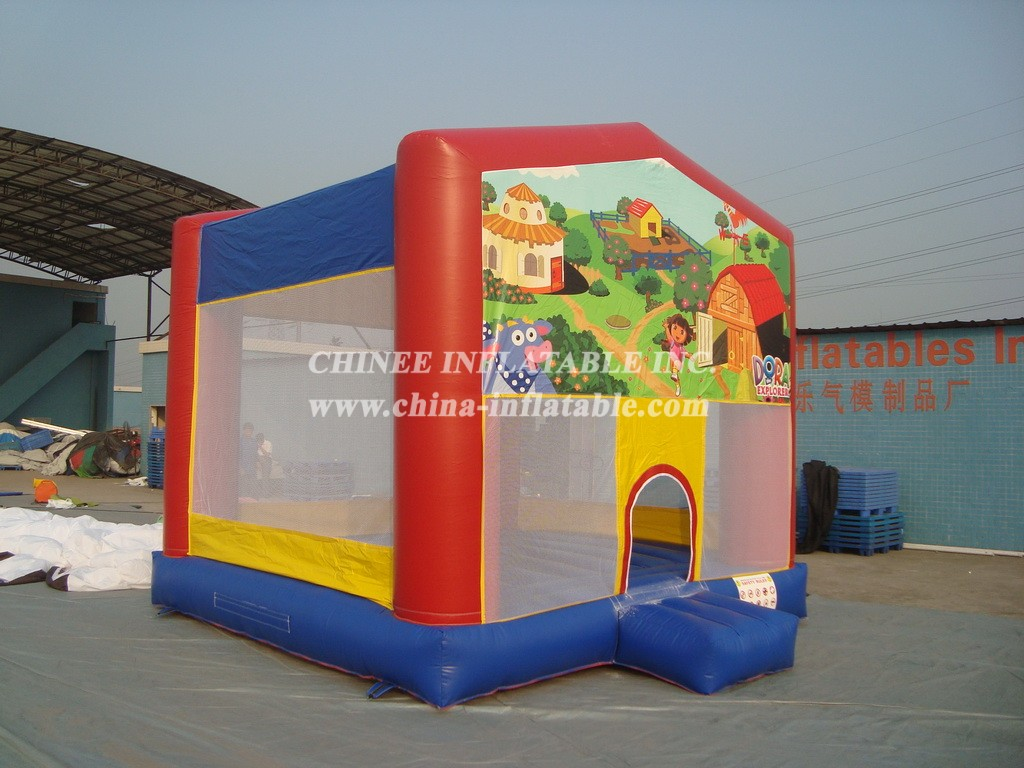 T2-622 inflatable bouncer