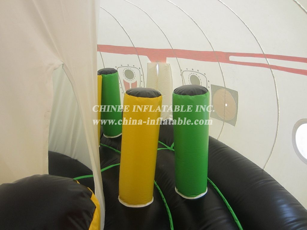 T2-660 inflatable bouncer