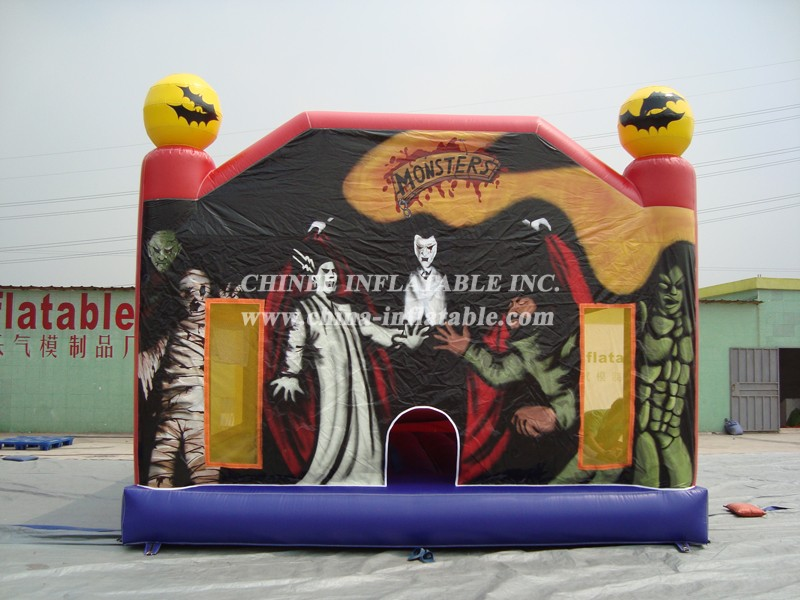 T2-671 inflatable bouncer