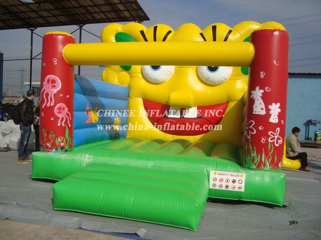 T2-2648 Inflatable Bouncers