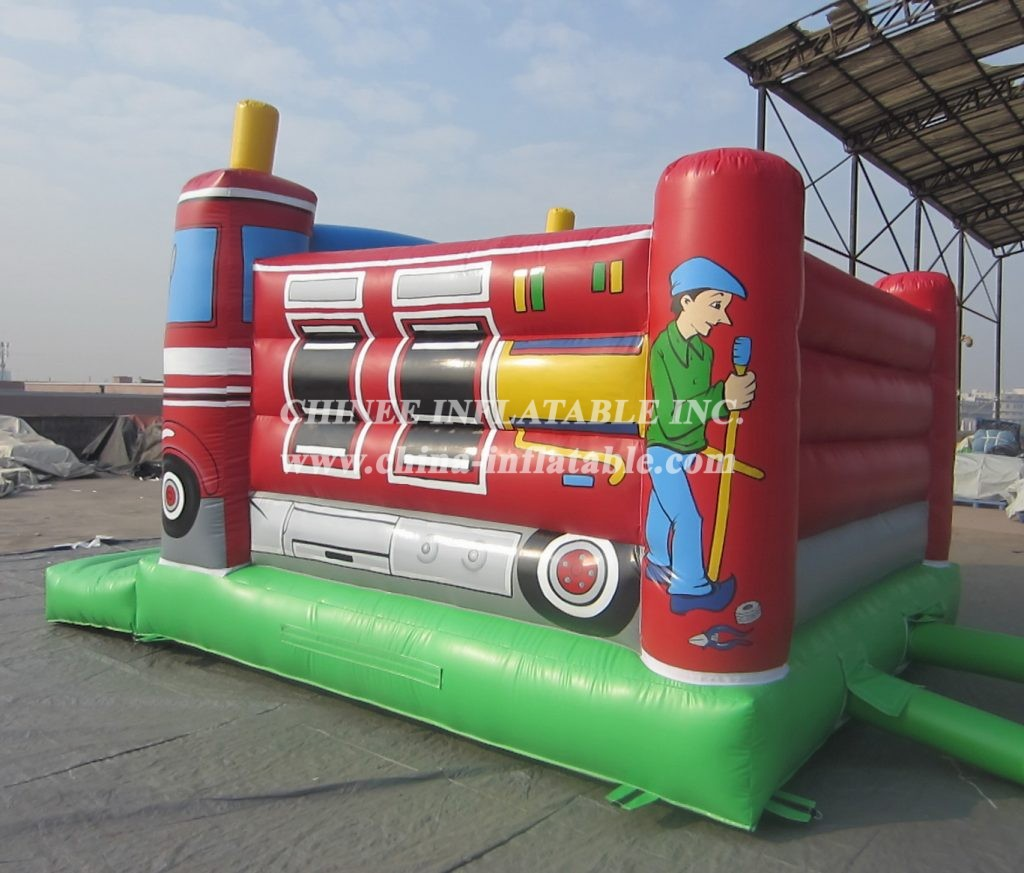 T2-727 Inflatable Bouncers