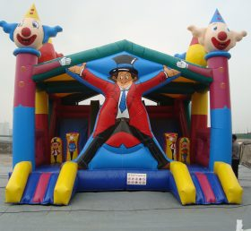 T2-761 inflatable Clown