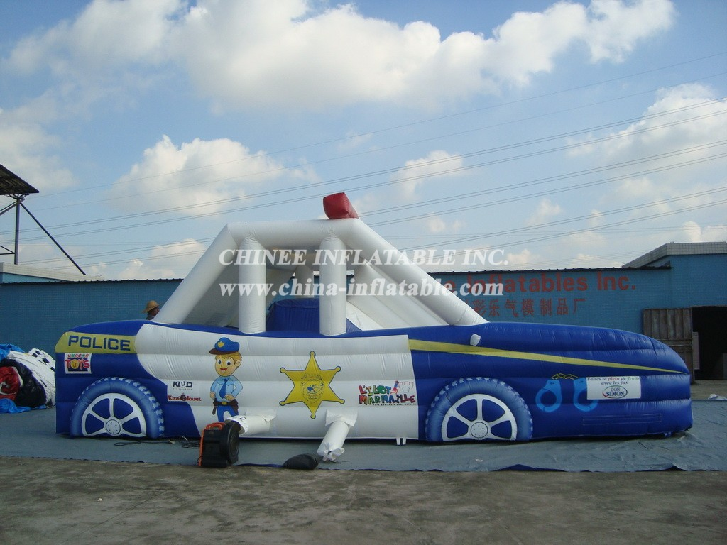 T2-2667 Inflatable Bouncers