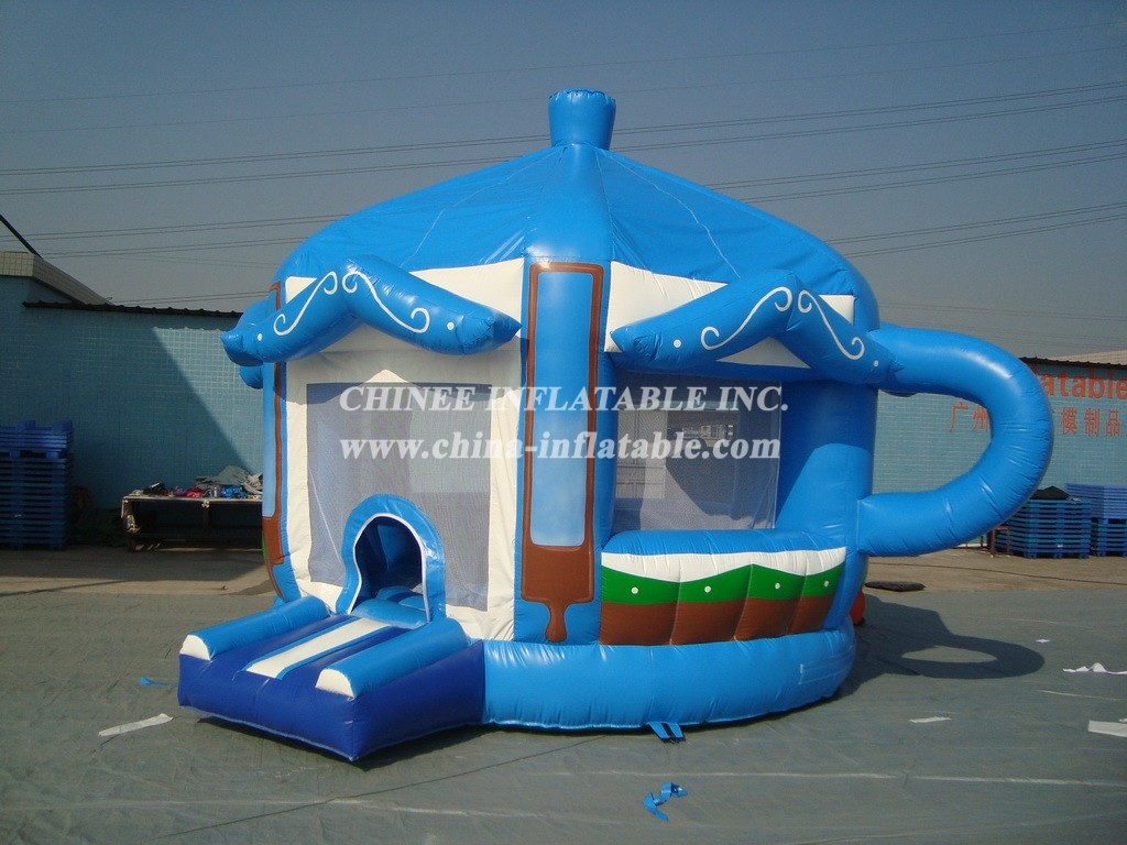 T2-1438 inflatable bouncer