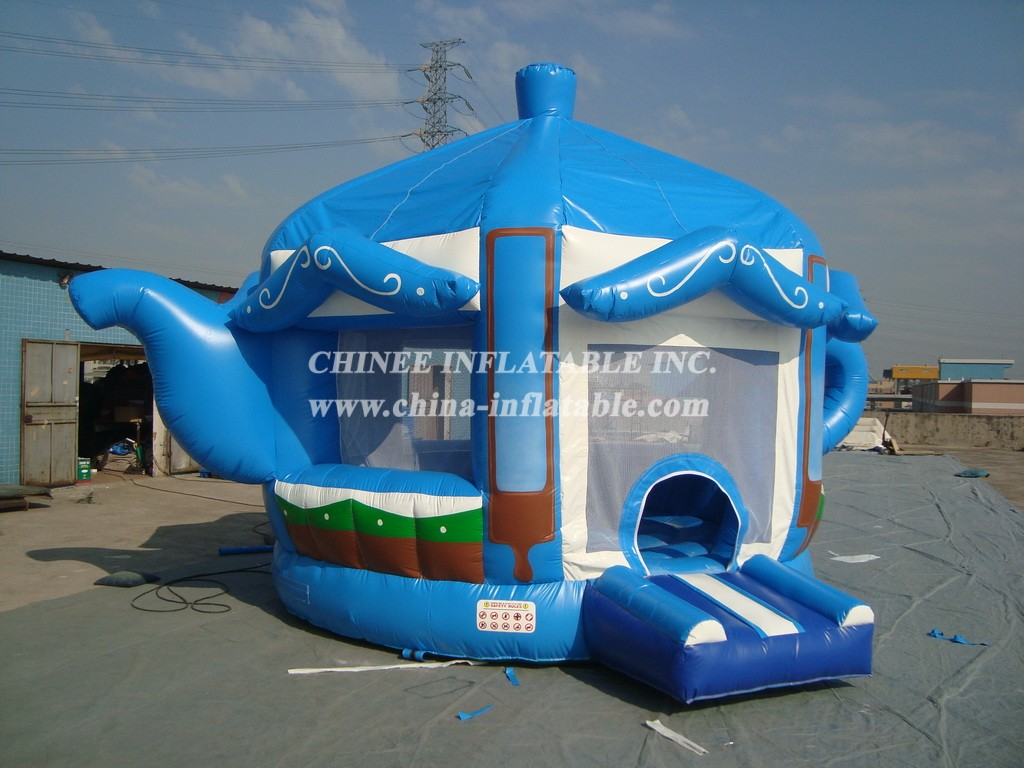 T2-2670 Inflatable Bouncers