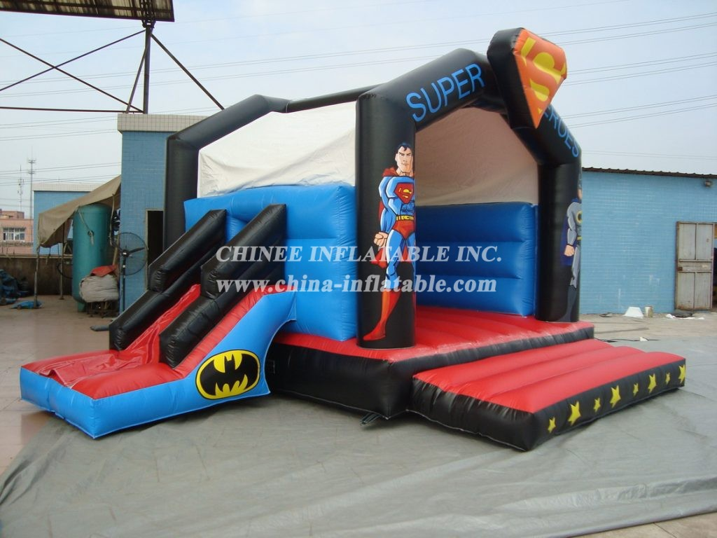 T2-785 inflatable bouncer