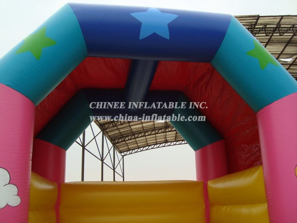 T2-2680 Inflatable Bouncers